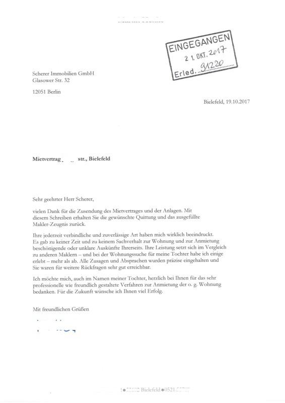 Maklerbewertung Berlin durch Mieter (1003_50161)