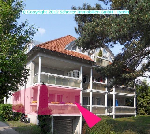 3-Zi.-Neubauwohnung in Berlin-Wittenau