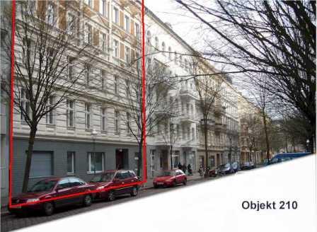 Altbauwohnung in Berlin-Mitte verkauft durch Makler Scherer