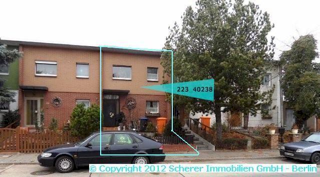 Reihenmittelhaus in Buckow verkauft Scherer Immobilien GmbH Makler Neukölln