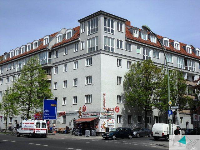 Immobilienmakler in Berlin-Neukölln Verkauf vermietete 3 Zimmer Wohnung