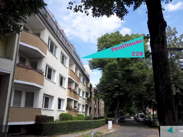 Berlin Neukölln Penthouse Verkauf durch Immobilienmakler Scherer