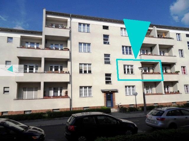 Immobilienmakler verkauft 3-Zi.-Altbau Adlershof 231-40255