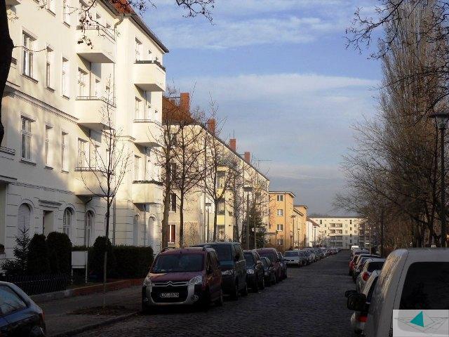 Vermietete 3-Zimmer Altbauwohnung mit Denkmalschutz in Berlin-Adlershof