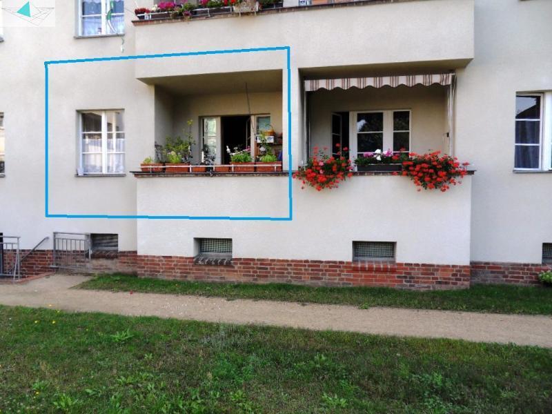 Vermietete 3-Zimmer Altbauwohnung Berlin Adlershof