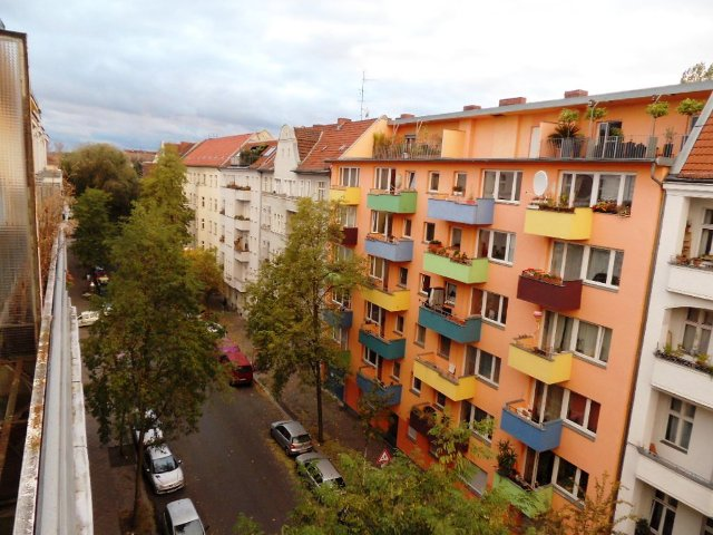 Vermietete 2 Zi.-Altbauwohnung in Berlin-Neukölln (247_40265)