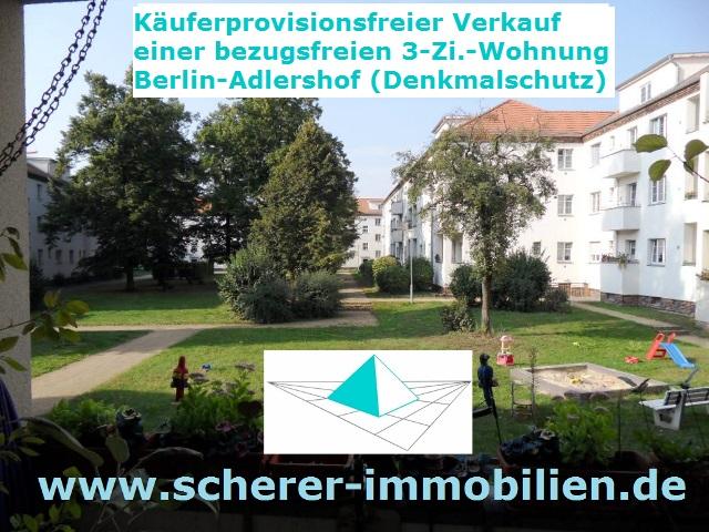 Sehr gute Maklerbewertung durch Käufer in Berlin-Adlershof (248_40266)