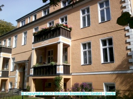 Immobilienmakler Berlin Vermietung einer Altbauwohnung in Berlin Lichterfelde Ost