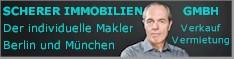 Verlinkung zu Makler Scherer Immobilien GmbH in Berlin
