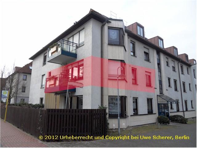Berliner Makler verkauft vermietete ETW in Werder-Havel