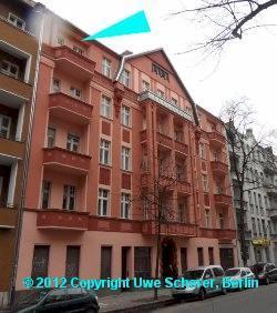 Vermietete Altbauwohnung in Berlin Neukölln verkauft Makler Scherer