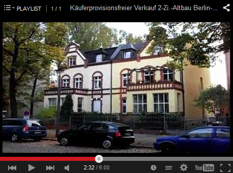 Immobilienmakler in Berlin Videoexposes